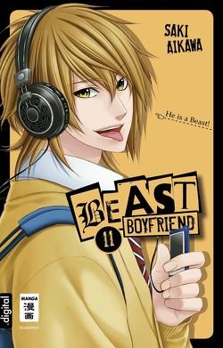 Beast Boyfriend 11 von Aikawa,  Saki, Okada-Willmann,  Yayoi