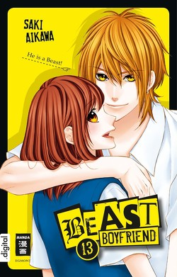 Beast Boyfriend 13 von Aikawa,  Saki, Okada-Willmann,  Yayoi