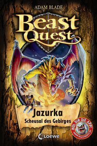 Beast Quest – Jazurka, Scheusal des Gebirges von Blade,  Adam, Margineanu,  Sandra