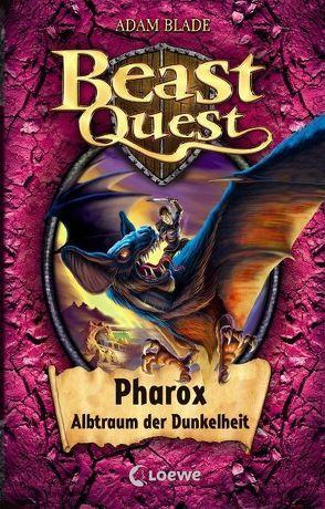 Beast Quest – Pharox, Albtraum der Dunkelheit von Blade,  Adam, Margineanu,  Sandra