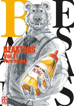 Beastars – Band 11 von Itagaki,  Paru, Seebeck,  Jürgen