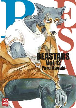 Beastars – Band 12 von Itagaki,  Paru, Seebeck,  Jürgen