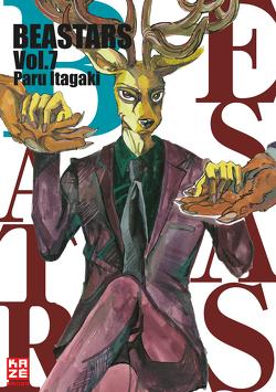 Beastars – Band 7 von Itagaki,  Paru, Seebeck,  Jürgen
