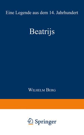 Beatrijs von Berg,  Wilhelm