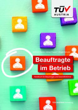 Beauftragte im Betrieb von Matzik,  Hellfried, Popper,  Alfred, Schulik,  Jürgen