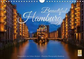 Beautiful Hamburg (Wandkalender 2018 DIN A4 quer) von Hamburg / Tobias Meslien,  Photobia