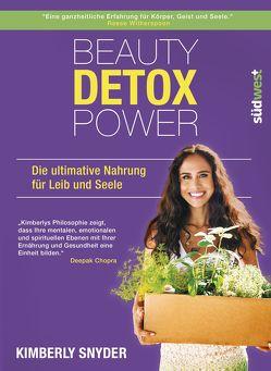 Beauty Detox Power von Snyder,  Kimberly