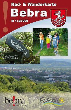 Bebra von KKV Kartographische Kommunale Verlagsgesellschaft mbH