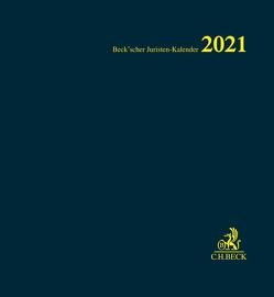 Beck'scher Juristen-Kalender 2021