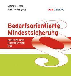 Bedarfsorientierte Mindestsicherung von Pfeil,  Walter J., Wöss,  Josef