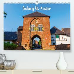 Bedburg Alt-Kaster (Premium, hochwertiger DIN A2 Wandkalender 2020, Kunstdruck in Hochglanz) von Müller,  Christian