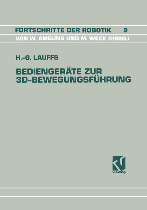Bediengeräte zur 3D-Bewegungsführung von Lauffs,  Hans-Georg