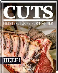 BEEF! CUTS von Frenzel,  Ralf, Spielhagen,  Jan