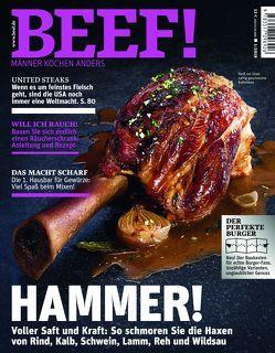 BEEF! – Für Männer mit Geschmack von Gruner+Jahr GmbH & Co KG