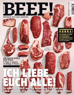 BEEF! – Für Männer mit Geschmack von Gruner+Jahr GmbH