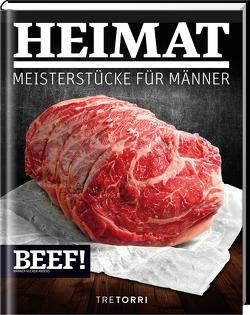 BEEF! HEIMAT von Frenzel,  Ralf, Spielhagen,  Jan