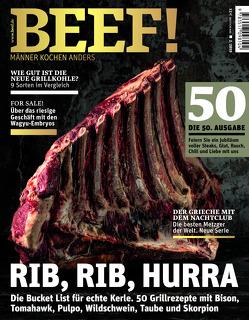 BEEF! Nr. 50 (2/2019) von Gruner+Jahr GmbH