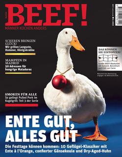 BEEF! Nr. 54 (6/2019) von Gruner+Jahr GmbH