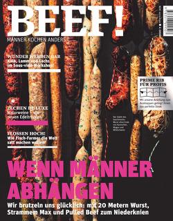 BEEF! Nr. 58 (4/2020) von Gruner+Jahr GmbH