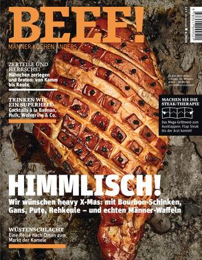 BEEF! Nr. 60 (6/2020) von Gruner+Jahr GmbH