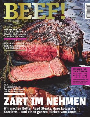 BEEF! Nr. 62 (2/2021) von Gruner+Jahr GmbH