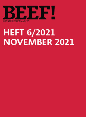 BEEF! Nr. 66 (6/2021) von Gruner+Jahr GmbH