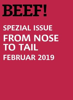 BEEF! Spezial Issue 1/2019 von Gruner+Jahr GmbH