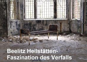 Beelitz Heilstätten-Faszination des Verfalls (Wandkalender 2018 DIN A3 quer) von Krakowski,  Conny
