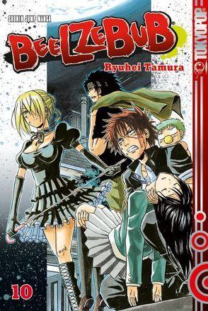 Beelzebub 10 von Tamura,  Ryuhei