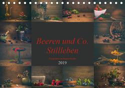 Beeren und Co. Stillleben (Tischkalender 2019 DIN A5 quer) von Steudte photoGina,  Regina