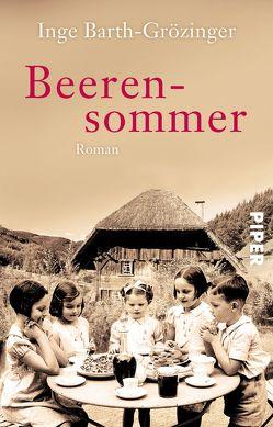 Beerensommer von Barth-Grözinger,  Inge