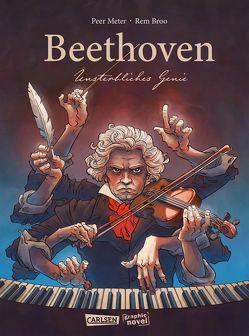 Beethoven von Broo,  Rem, Meter,  Peer