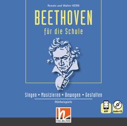 Beethoven für die Schule – CDs von Kern,  Renate, Kern,  Walter