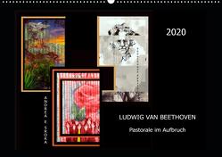 Beethoven – Pastorale im Aufbruch (Wandkalender 2020 DIN A2 quer) von E. Sroka,  Andrea