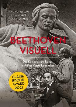Beethoven visuell von Schmidl,  Stefan, Telesko,  Werner, Zapke,  Susana