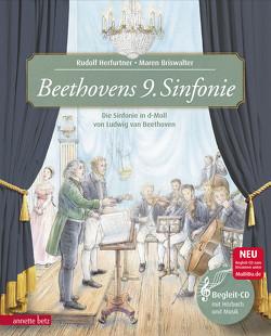 Beethovens 9. Sinfonie von Briswalter,  Maren, Herfurtner,  Rudolf
