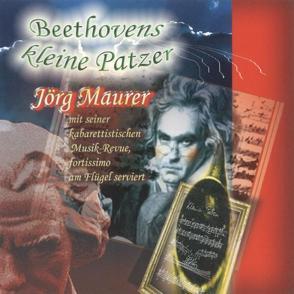 Beethovens kleine Patzer von Maurer,  Jörg