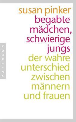 Begabte Mädchen, schwierige Jungs von Klostermann,  Maren, Pinker,  Susan
