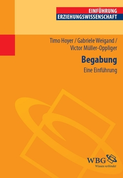 Begabung von Hoyer,  Timo, Müller-Oppliger,  Victor, Weigand,  Gabriele