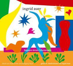Begegne deinen Schutzengeln von Auer,  Ingrid, Eicher,  Andi, Tejral,  Wolfgang