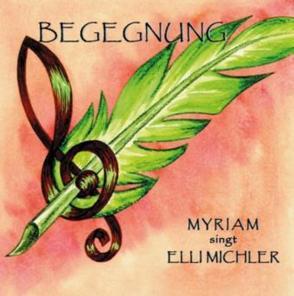 Begegnung, 1 Audio-CD von Jabaly,  Myriam, Michler,  Elli
