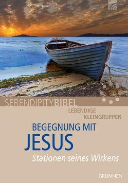 Begegnung mit Jesus von Grundmüller,  Frank, Serendipity bibel