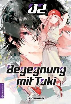 Begegnung mit Toki 02 von Gunchi,  Kiri