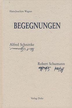 Begegnungen von Ohnesorg,  Franz X, Wagner,  Hans J