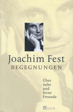Begegnungen von Fest,  Joachim
