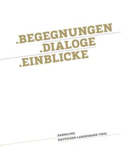 .Begegnungen .Dialoge .Einblicke von Höller,  Silvia