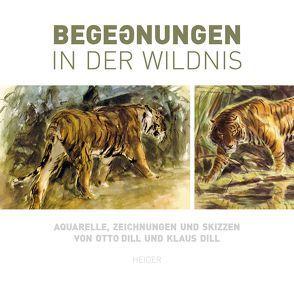 Begegnungen in der Wildnis von Joh. Heider Verlag GmbH, Otto Dill-Museum