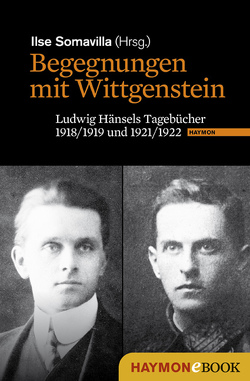 Begegnungen mit Wittgenstein von Somavilla,  Ilse
