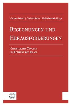 Begegnungen und Herausforderungen von Polanz,  Carsten, Sauer,  Christof, Wenzel,  Heiko