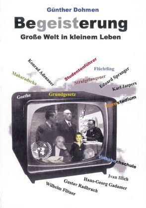 Begeisterung von Dohmen,  Günther